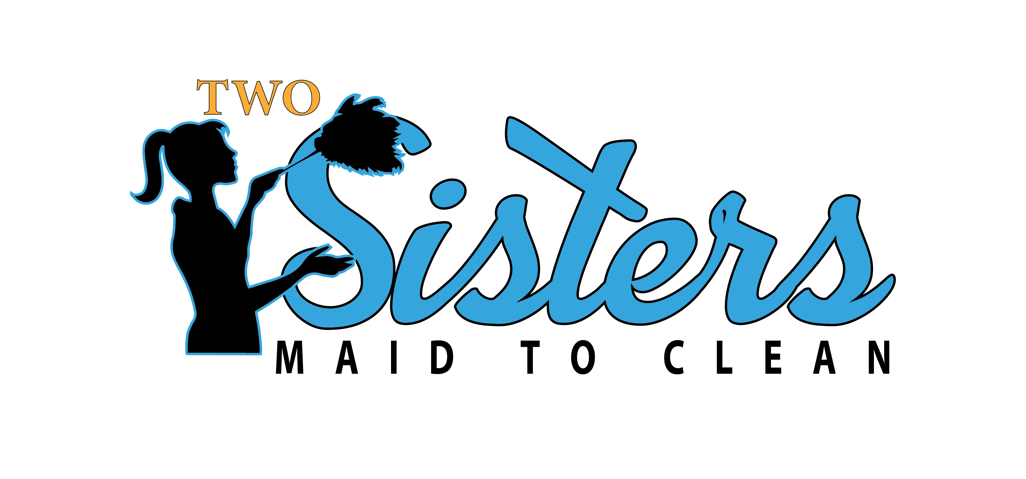 Two Sisters Maid to Clean